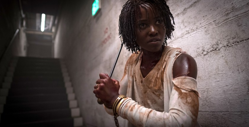 Lupita Nyong'o delivers in 'US'. | The Little Binger | Credit: Universal Pictures