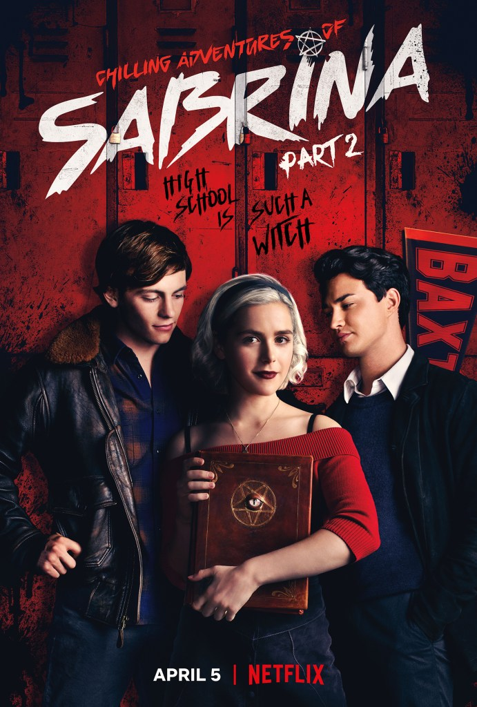 Chilling Adventures of Sabrina Part 2 | The Little Binger | Credit: Netflix