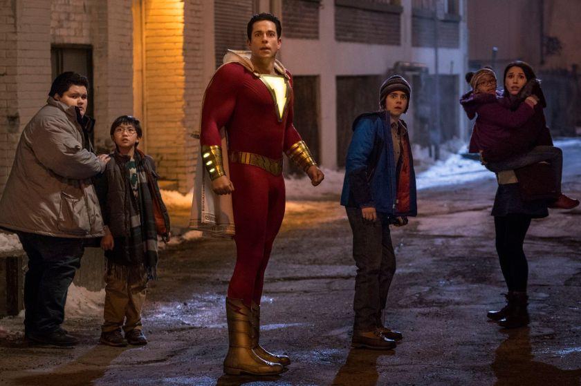 Meet the kids in Shazam!   Credit: Warner Bros. Pictures