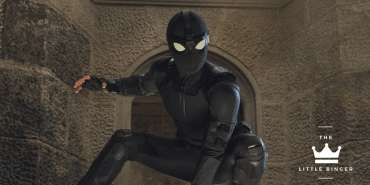 noir spiderman spiderman far from home