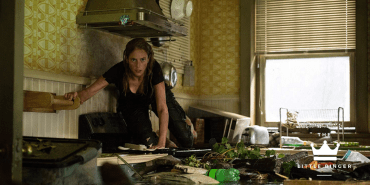 Kaya Scodelario powers through in Crawl! | The Little Binger | Credit: United International Pictures