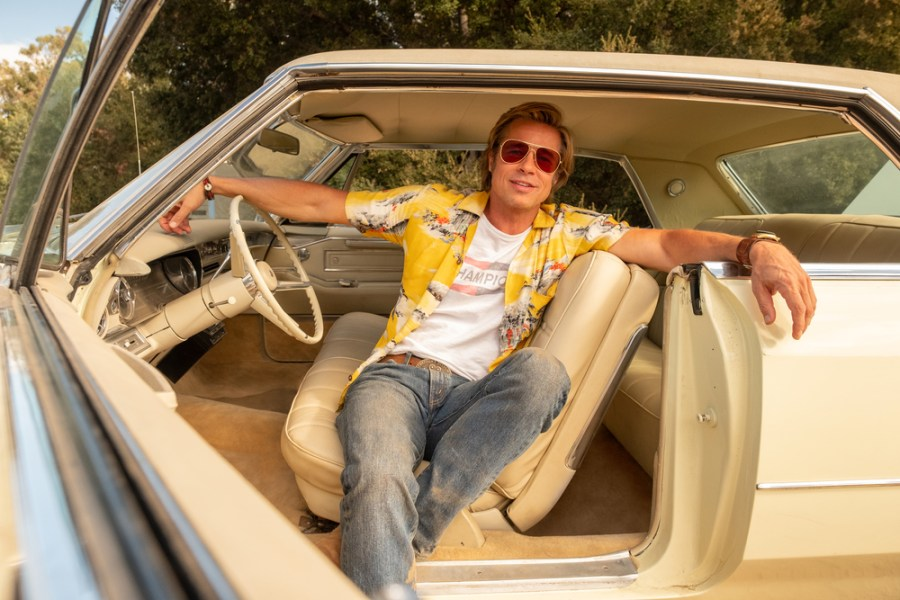 Brad Pitt is a stunt double in Once Upon a Time In Hollywood. | The Little Binger | Credit: Columbia Pictures