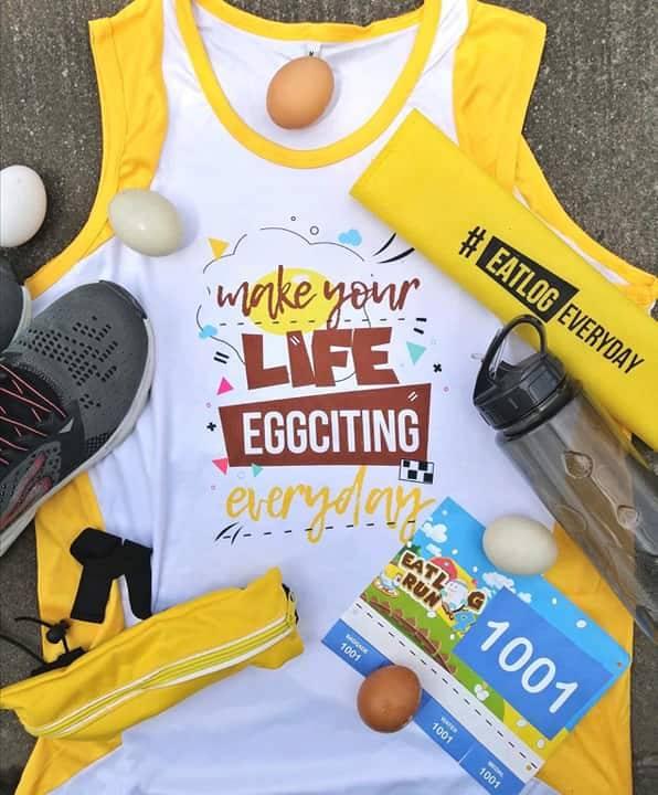 Eatlog Run 2019   The Little Binger