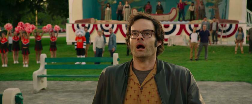 Bill Hader shines in IT: Chapter 2. | The Little Binger | Credit: Warner Bros. Pictures