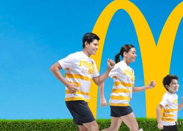 Run for Reading at McDonald's Stripes Run 2019 | The Little Binger