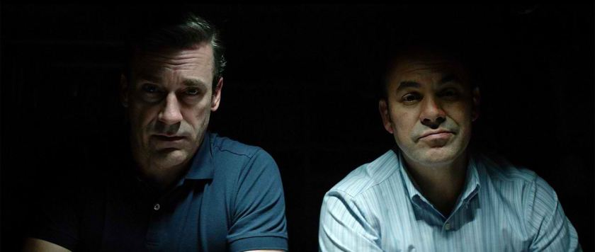 Is Jon Hamm a bad guy or is he just doing his job in Richard Jewell.   The Little Binger   Credit: Warner Bros. Pictures