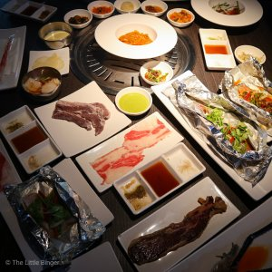 All this for less than P1000! | Gen Korean BBQ House PH: Come for the Meat, Stay for the Seafood | The Little Binger