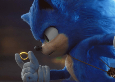 Sonic The Hedgehog | The Little Binger | Credit: United International Pictures
