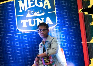 Pound and Make the Mega Move with Mega Tuna! | The Little Binger