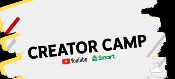 LOOK: YouTube and Smart Bring Creator Camp LIVE