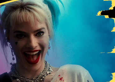 Fall head over heels for Harley Quinn in Birds of Prey. | The Little Binger | Credit: Warner Bros. Pictures