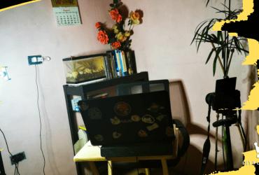 Easy Vlogging Set-up at Home | The Little Binger