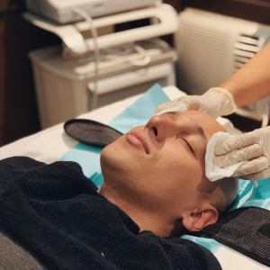 Try the Pure Performers Facial. | Room and Butler: Get A Drip, Man! | The Little Binger