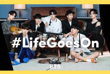 BTS Life Goes On TikTok | The Little Binger