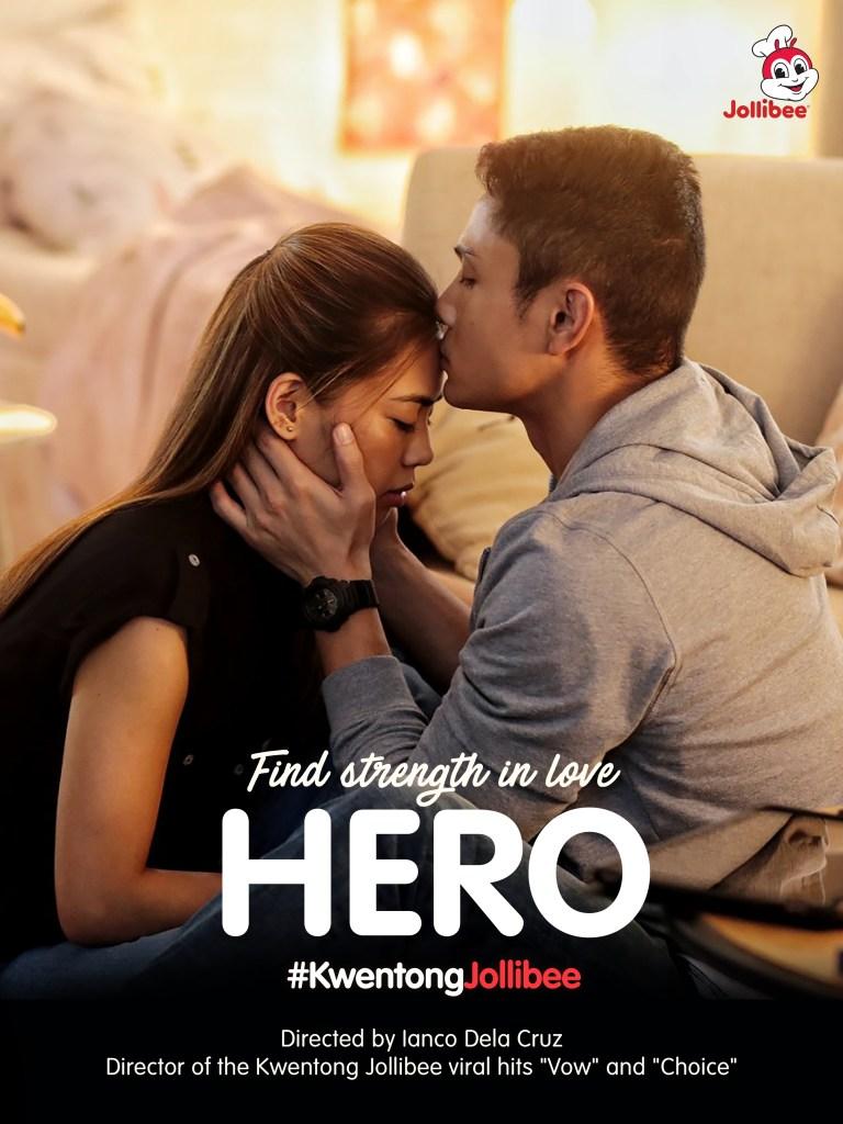 Hero directed by Ianco dela Cruz | Jollibee #KwentongJollibee Valentine Series | The Little Binger