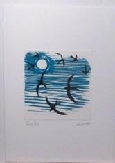 Swifts - blue