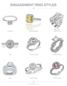 Engagement rings styles also wedding sets rh weddingcasagseswaspot