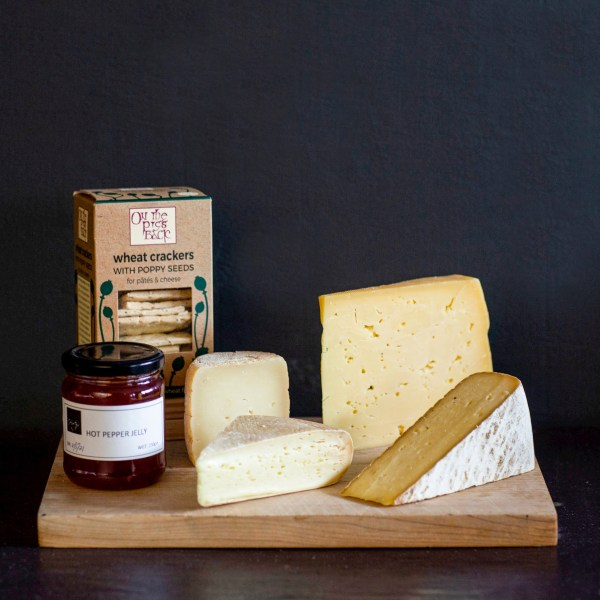 Cheese Selection of the Month