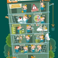 Toy Factory (Sam De Buysscher) - Cover brochure