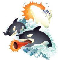 Charlene Chua - Noisy Orcas