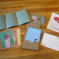 Charline Giffard - Self-promotion postcards kit