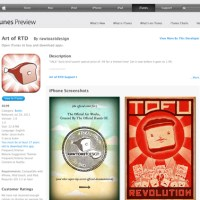 Jesse Kuhn - Art of RTD: New App For the iPhone, iPod, and iPad In the iTunes Store