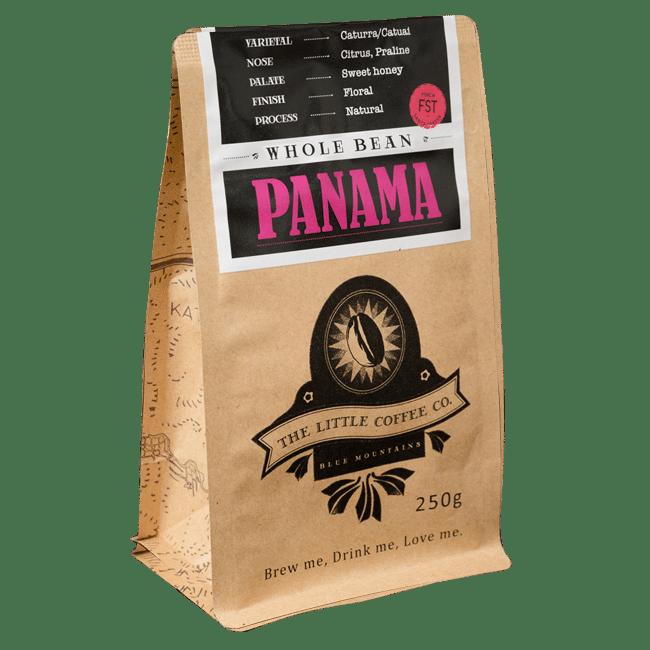 panama coffee FST