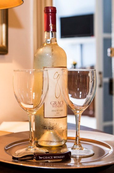 Grace Winery Pinot Gris