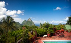 St. Lucia's Piton Mountain