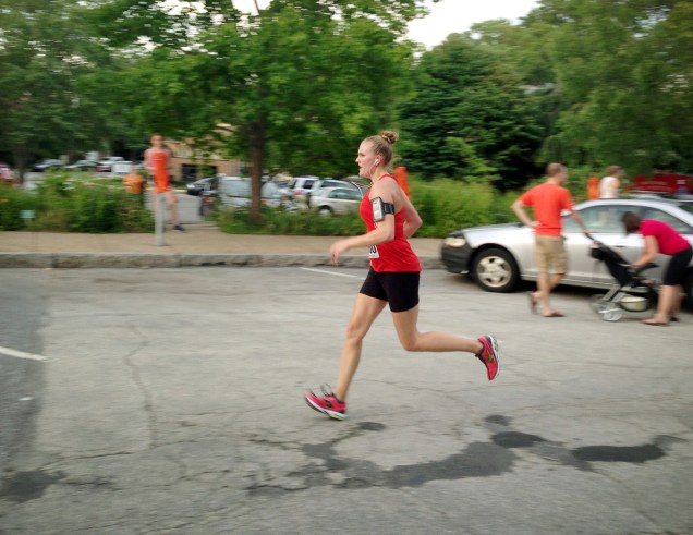 Sprinting towards the finish!!!