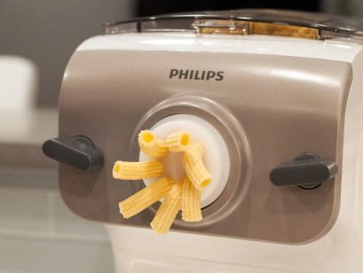 703 Pasta Extruding