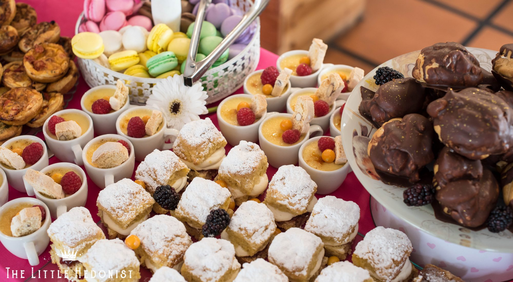 {EVENT} Have your cake and eat it at Sweet Cillie's new high tea