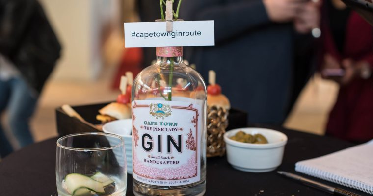 {NEWS} Calling all gin lovers – it's time to meet the Cape Town Gin Tour
