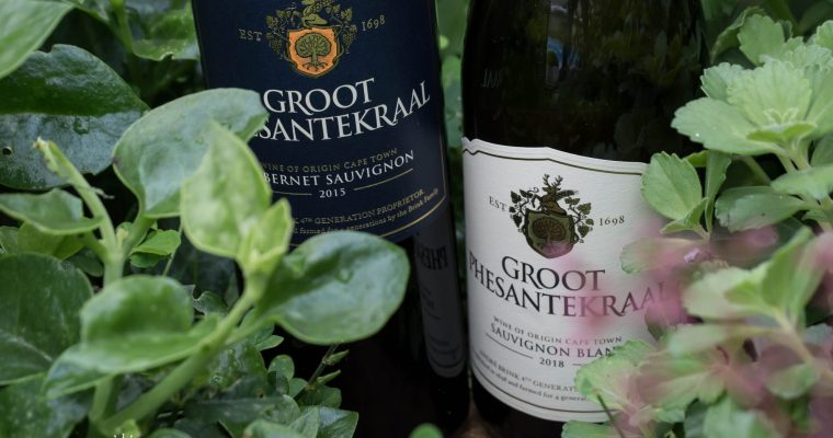 {WINE REVIEW} Groot Phesantekraal wines