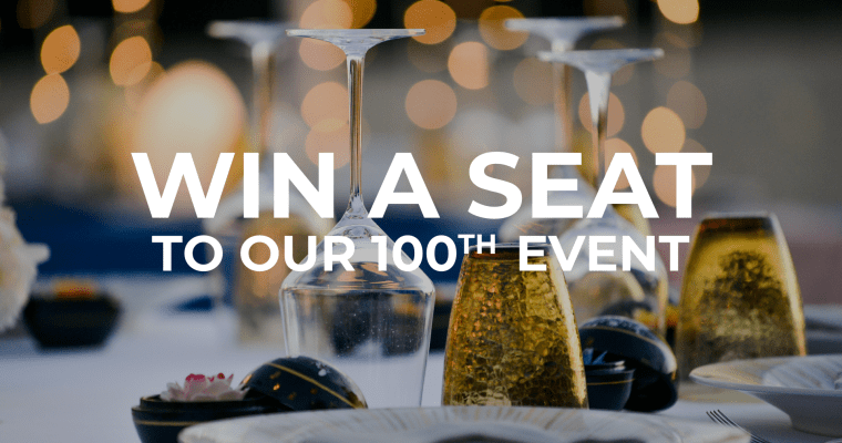 {COMPETITION}{DINE4SIX} Win a seat!