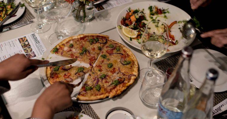 Balducci Restaurant: Chef's Vegan Table