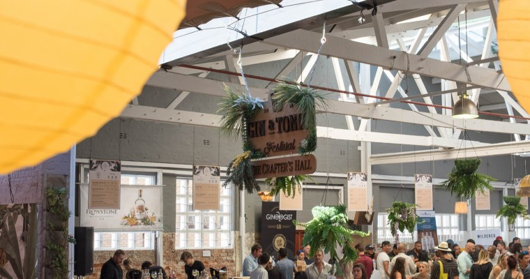 {NEWS} Counting down to the Cape Town Gin & Tonic Festival 2019!