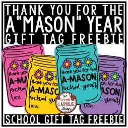 Mason Jar Freebie