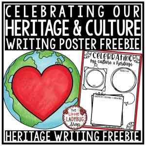Hispanic Heritage Month Freebie