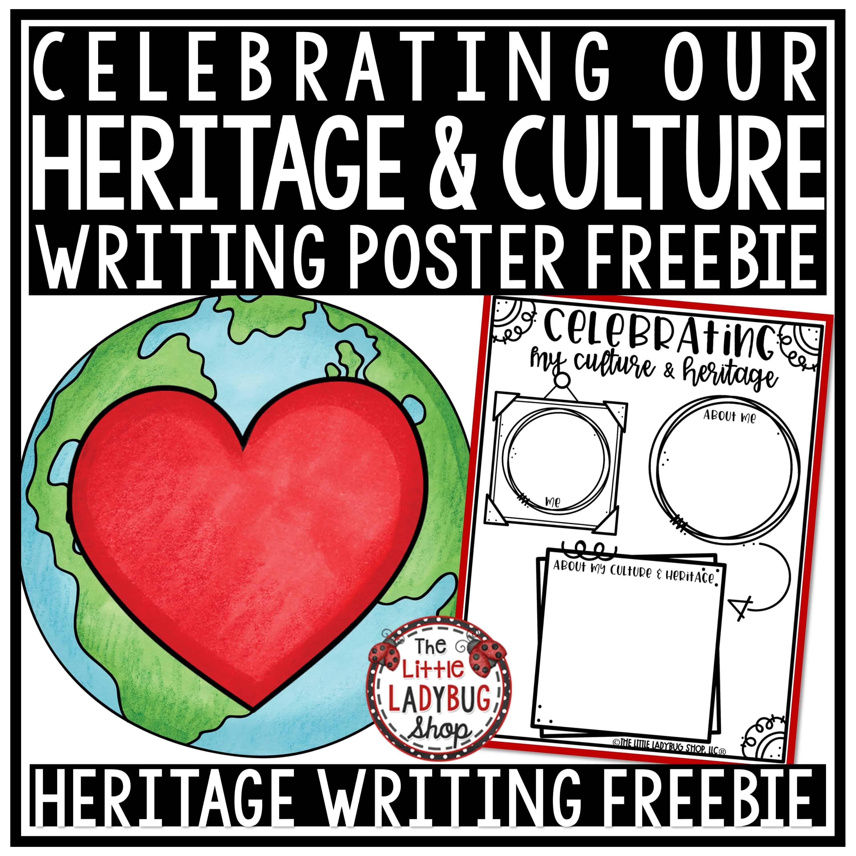 Hispanic Heritage Month Freebie