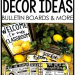 Affordable Classroom Decoration Ideas The Little Ladybug Shop