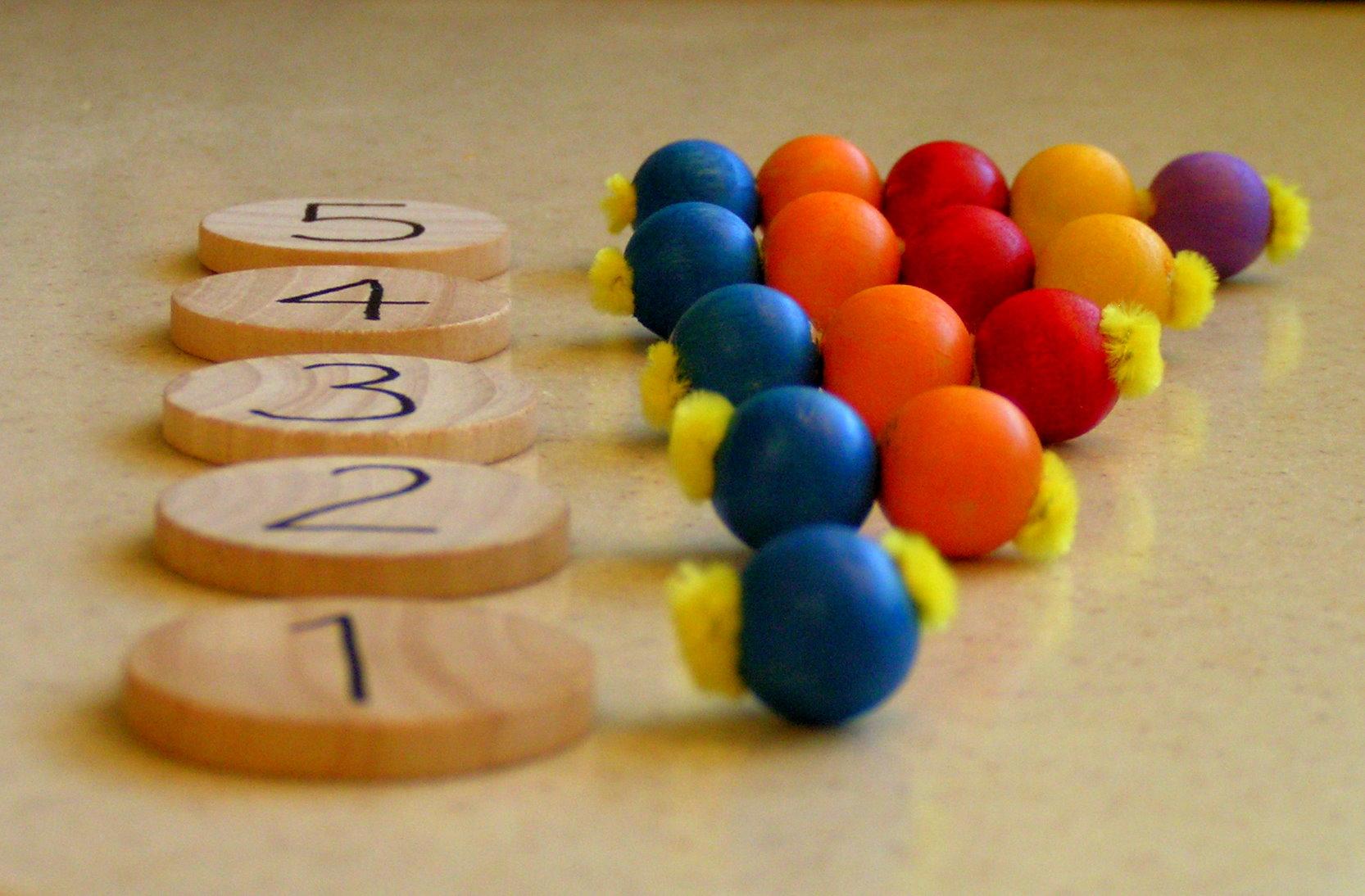 Diy And Free Printable Montessori Math Materials
