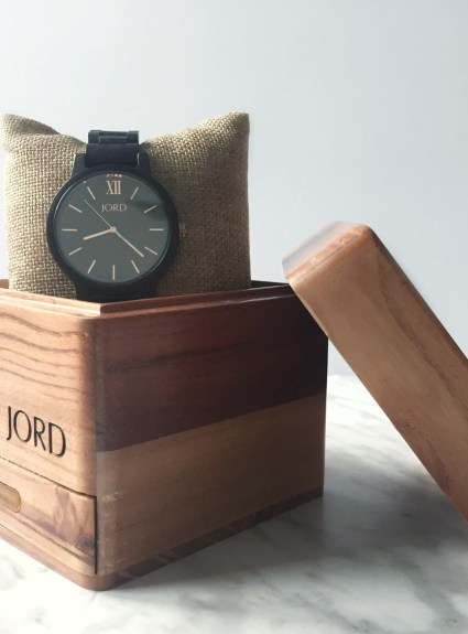 JORD Men's Wood Watch Review