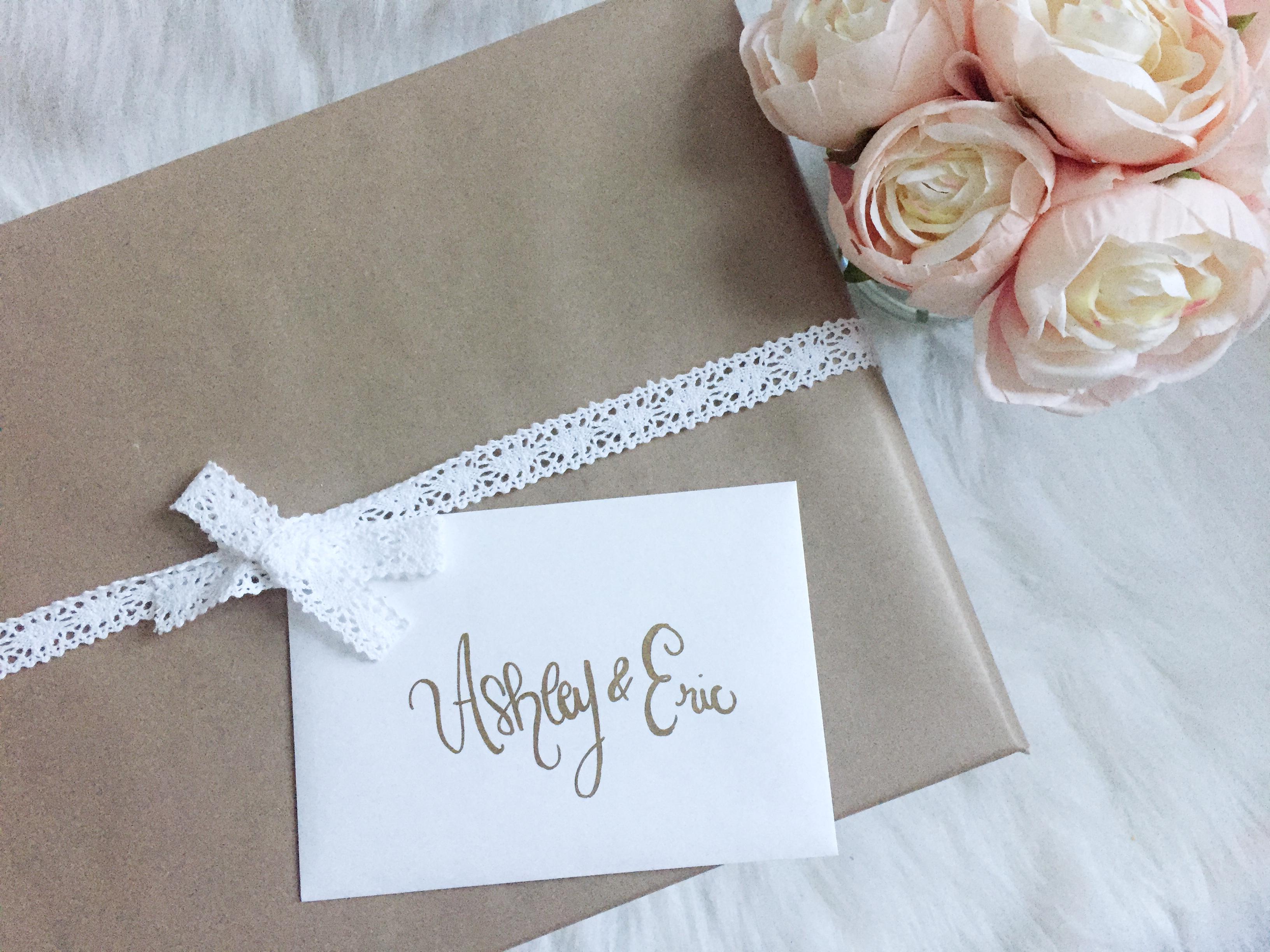 Flatlay Gift