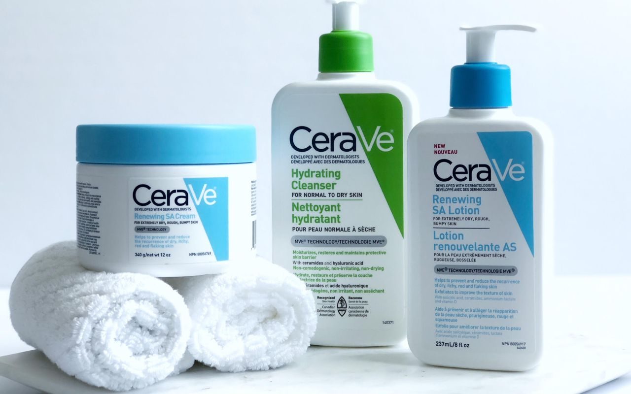 CeraVe Skincare Products Review