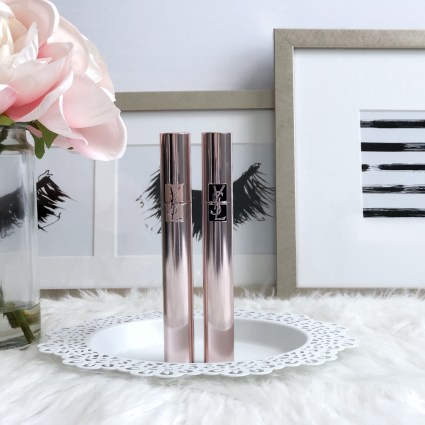 Yves Saint Laurent Volume Effet Faux Cils Flash Primer and The Curler Mascara Review