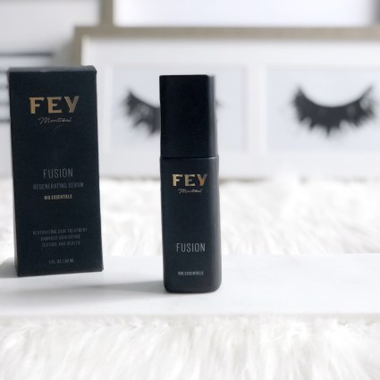 Fey Cosmetics Fusion Serum Review
