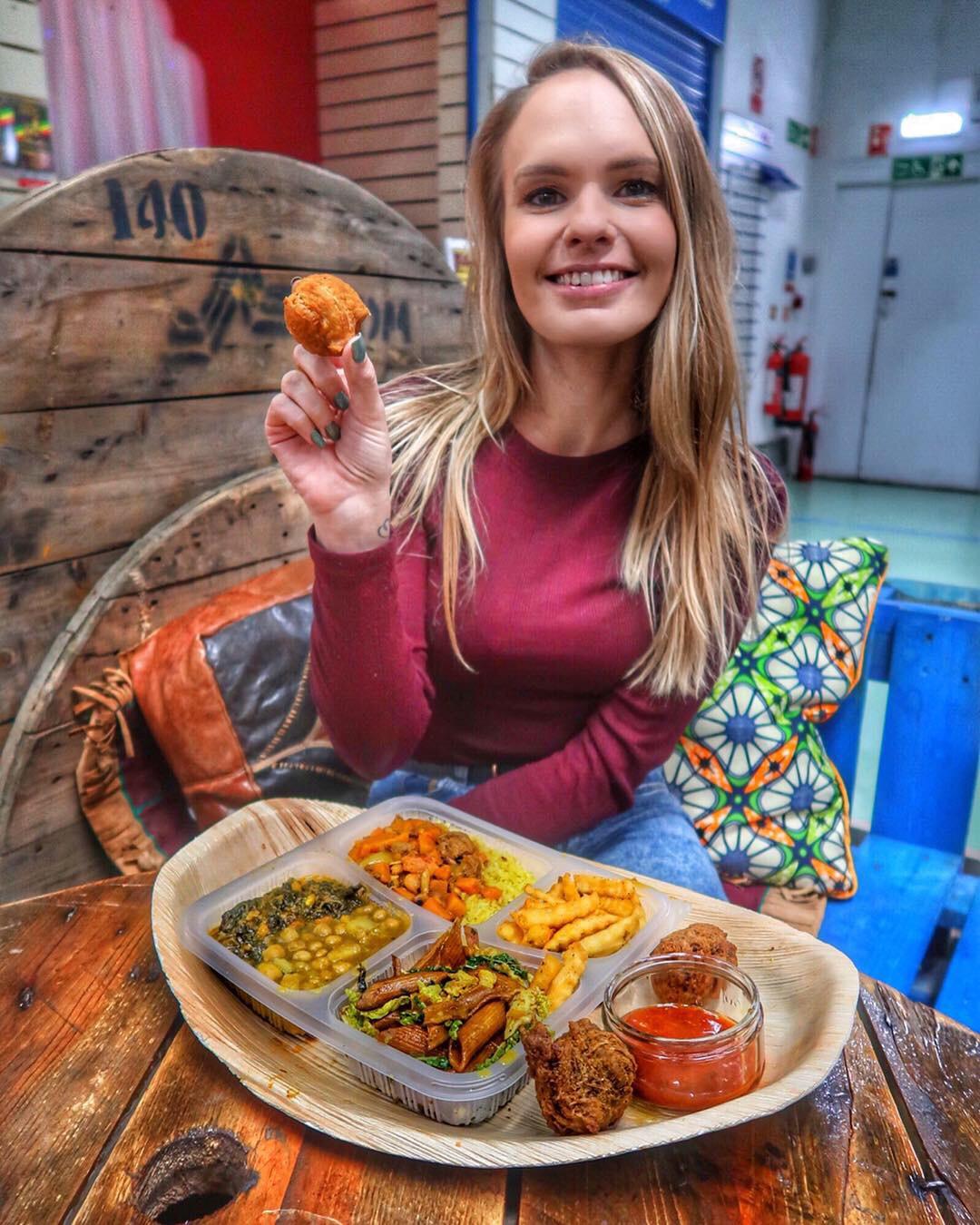 Zionly Manna Peckham The Little London Vegan