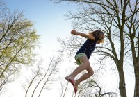 Personal Record Book Long Jump