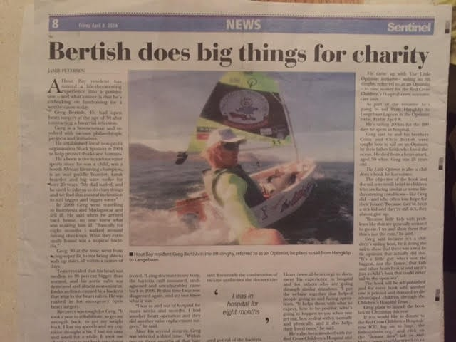 The Little Optimist In The Sentinel